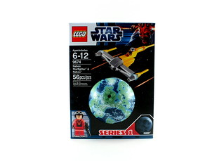 Buy 9674 naboo starfighter naboo from lego shop home
