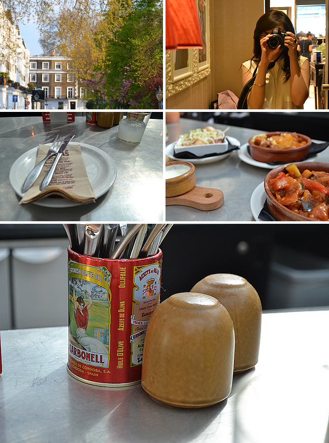daisybutter - UK Fashion Blog: week in photos, daisybutter, what i did, photo diary, london, event, nando's, tapas, teppanyaki, inspiration