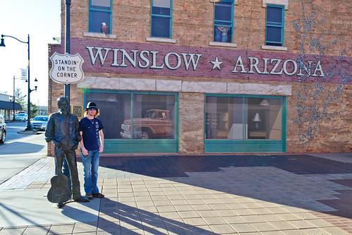 Winslow AZ 15Mar2012 a_6407 by 2HPix.com - Henry Huey