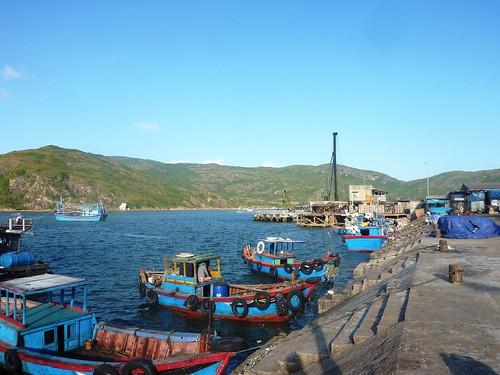 V-Cote Est-Quy Nhon -Port(1)