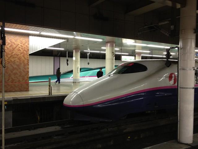 新幹線 E2系