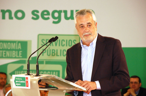27-4-12 Griñán Comité Director 3