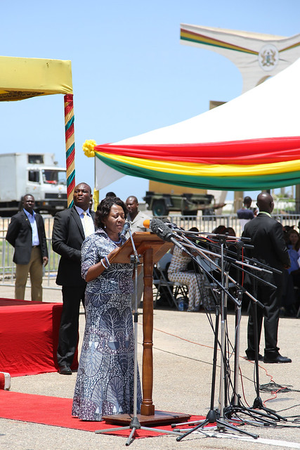 Ghana's First Lady