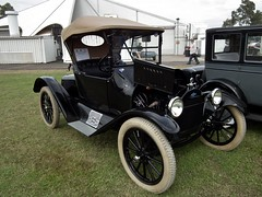 1916 Chevrolet Model 490 runabout