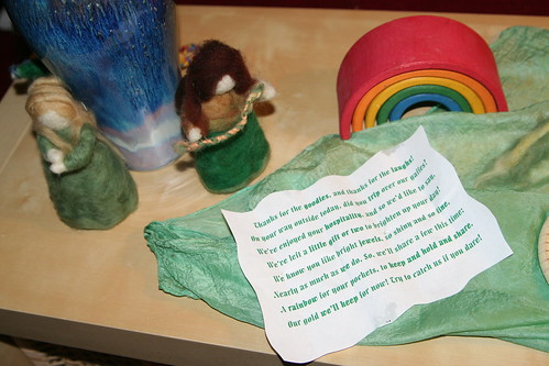 St. Patrick's Day: Note from Leprechauns