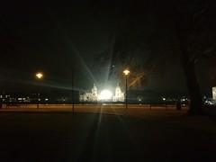 Filming in Greenwich