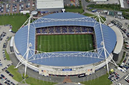 Reebok Stadium - Bolton v West Brom