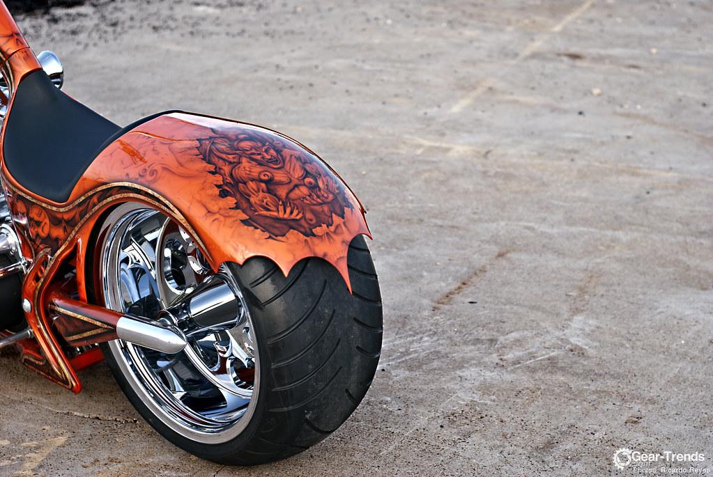 Rear Fender/Tire Madness