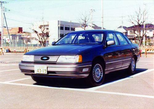 1985-1991 Ford Taurus