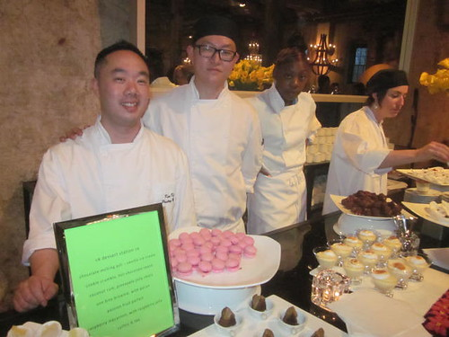 Dessert Chefs, Stone House Catering, Wed 28 March 2012