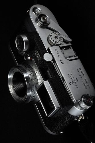 Leica M3 + Summaron 35mm F3.5
