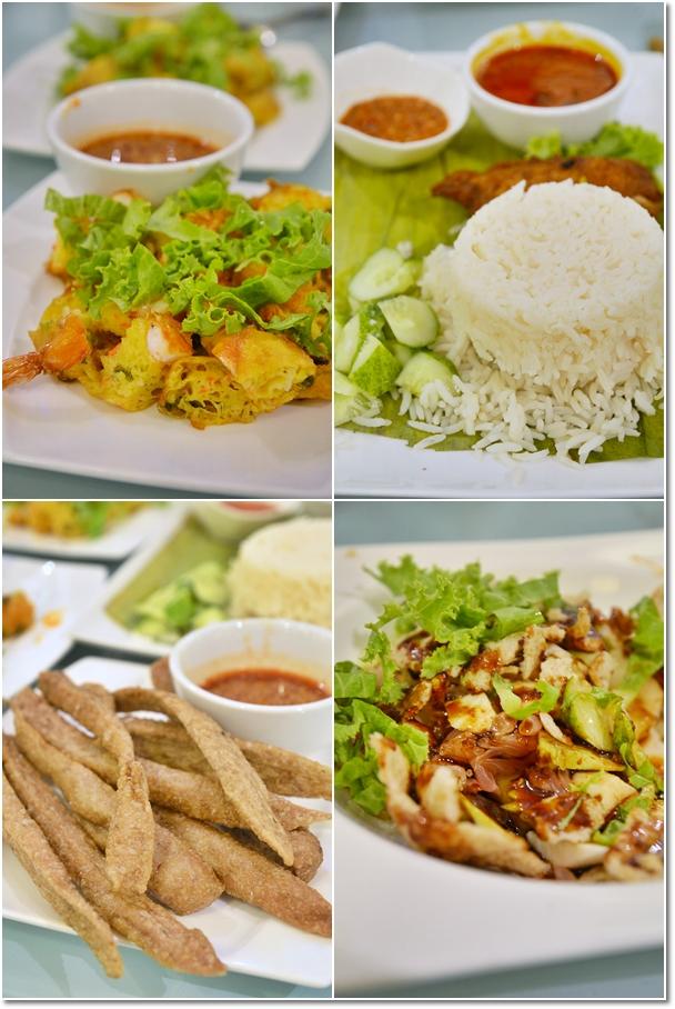Masakan Kelantan @ Restoran Wau