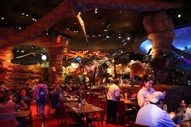 Orlando florida usa t rex restaurant mar 2012 flickr for Restaurant t rex
