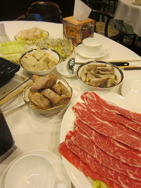 Sichuan Hotpot at Golden Valley Restaurant