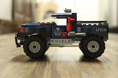 S.H.I.E.L.D. Truck