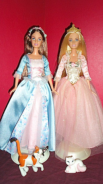 Barbie in the Princess and the Pauper Dolls | Flickr ...