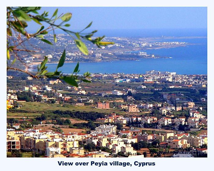Peyia view