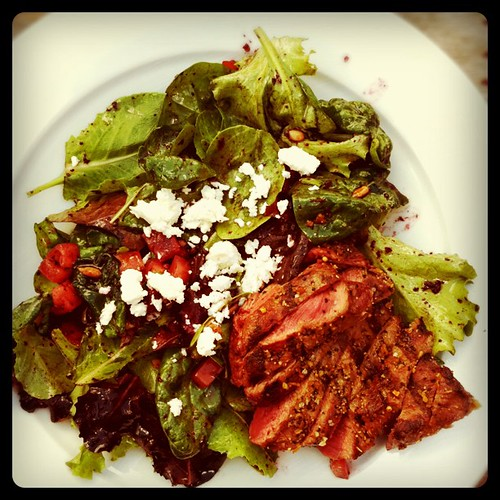 Broken City Steak Salad