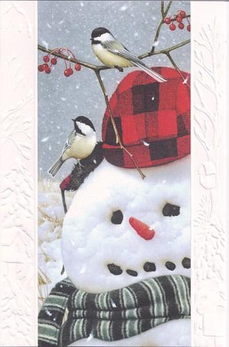 Music Man-Snowman