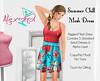 Summer Chill Mesh Dress