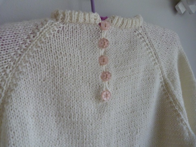 Raglan knit