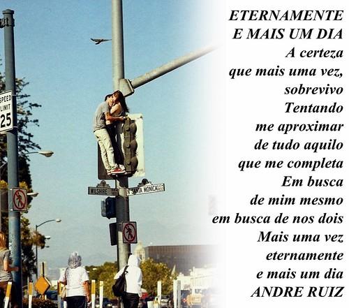 ETERNAMENTE E MAIS UM DIA by amigos do poeta