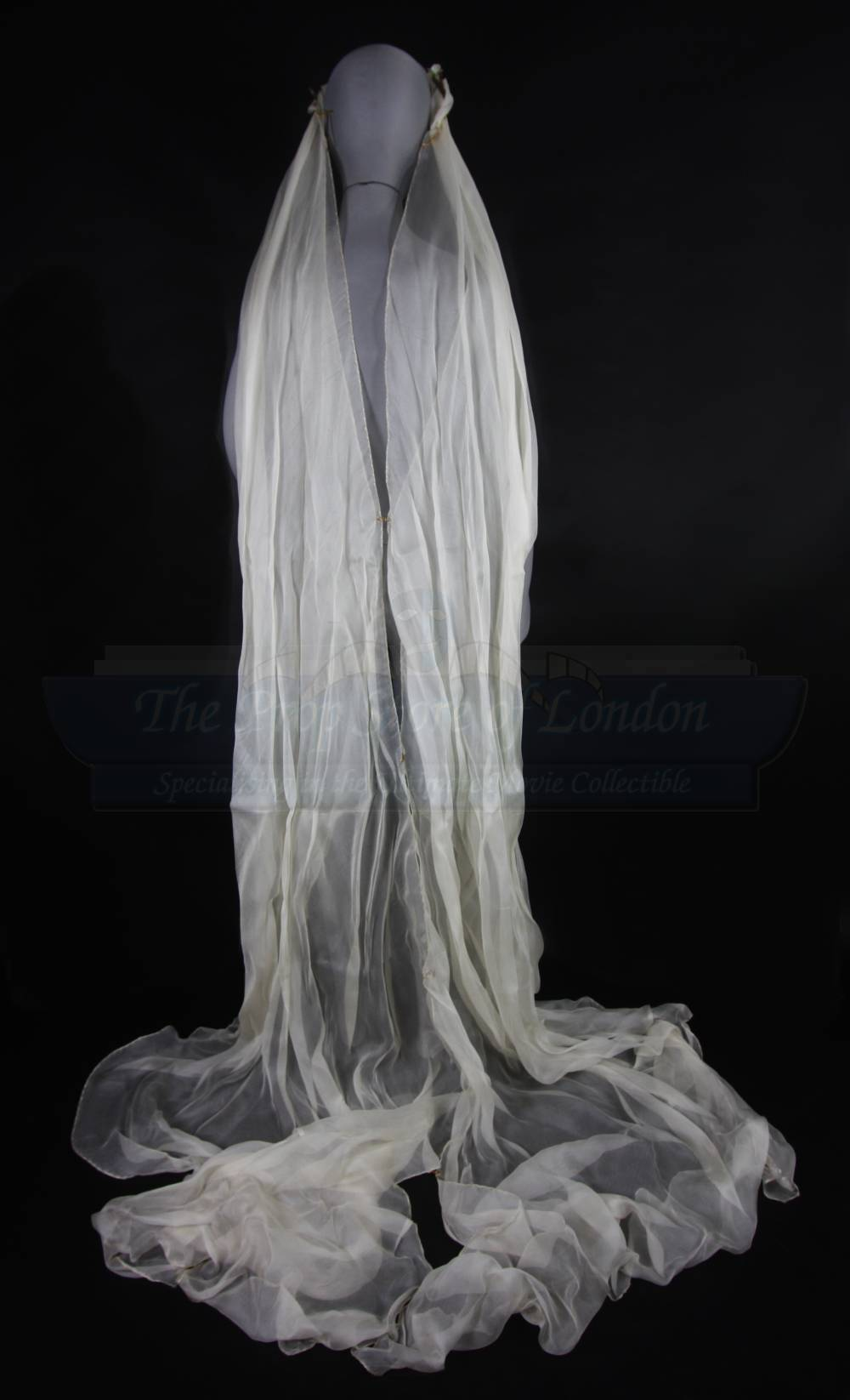 """King Arthur"" Costume - Wedding Veil"