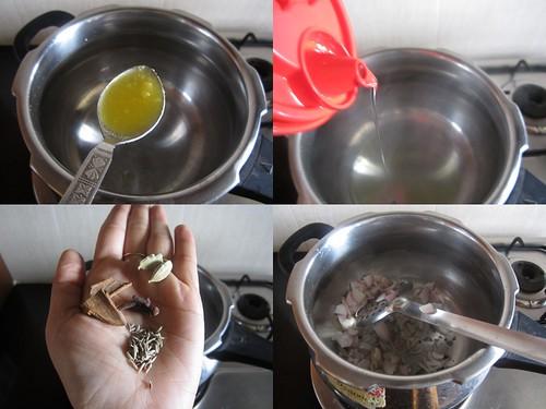 Peas Pulao-step2