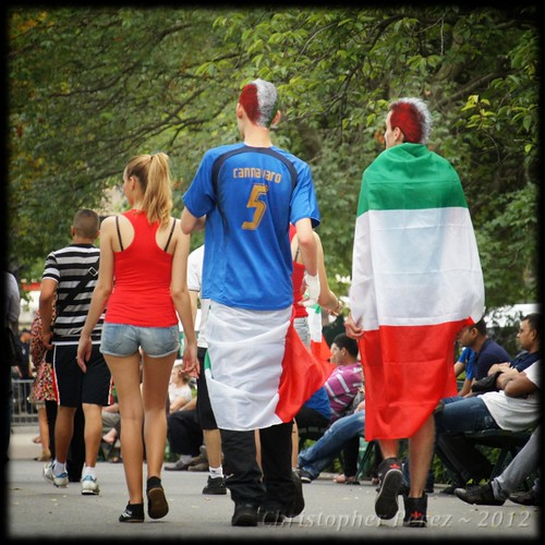 Euro2012 ~ Italy vs Germany