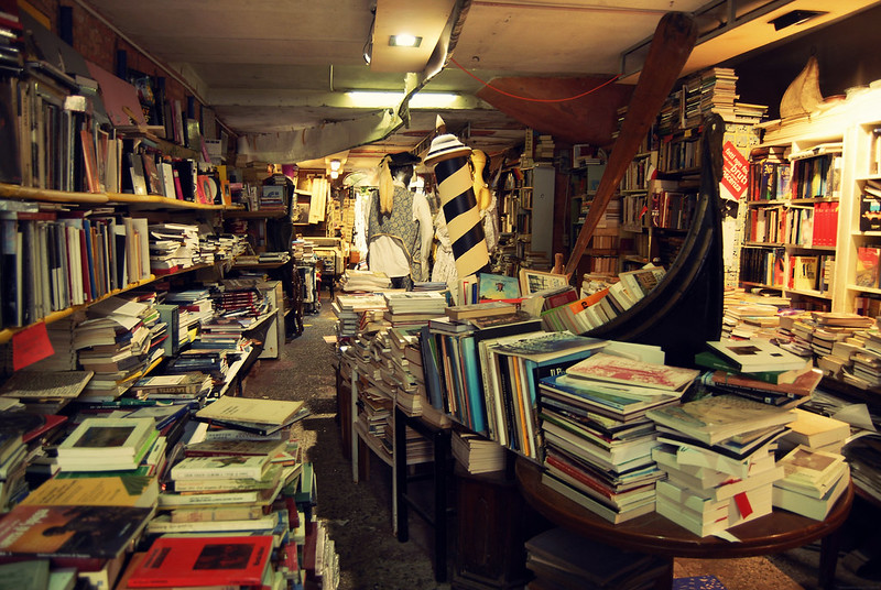 Libreria Acqua Alta (+4)