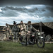 at ease soldiers by stocks photography.