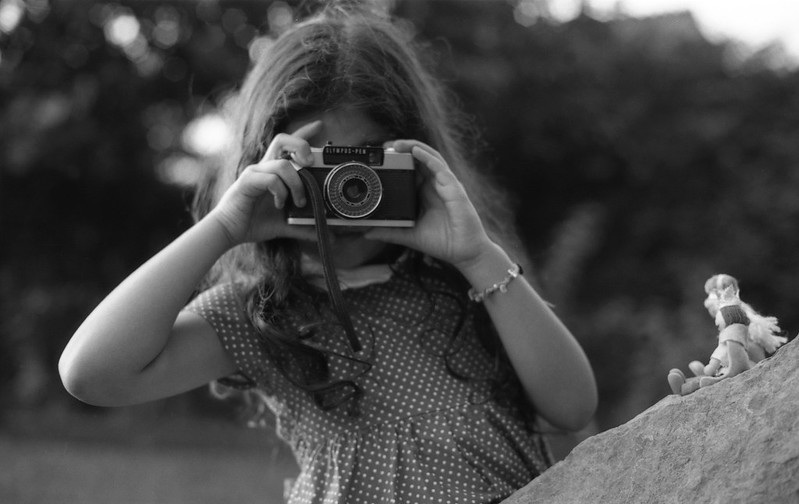 """""""Olympus Pen ees2""""  -  Fotografía convencional - Nikon F4"""