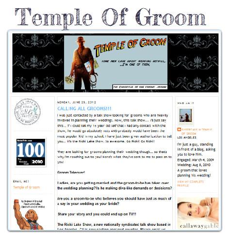grooms blog 1