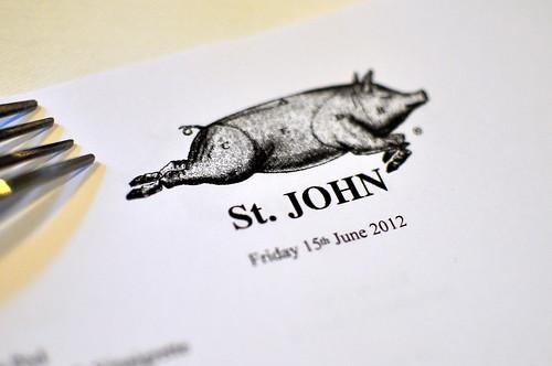 St. John Restaurant - London
