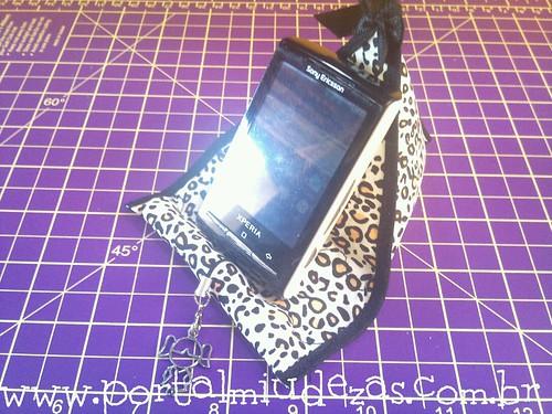Almofada para seu celular by miudezas_miudezas