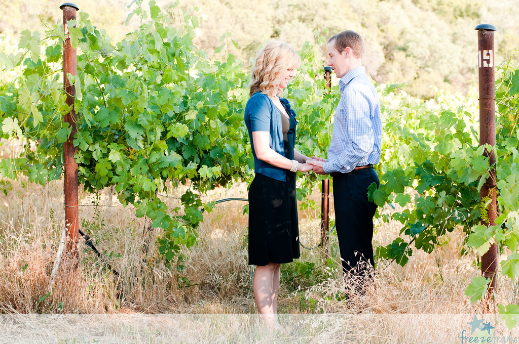 Freeze Frame: Michelle & Keith - Engagement Session - Auburn, CA
