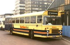 Northern Bus, North Anston.