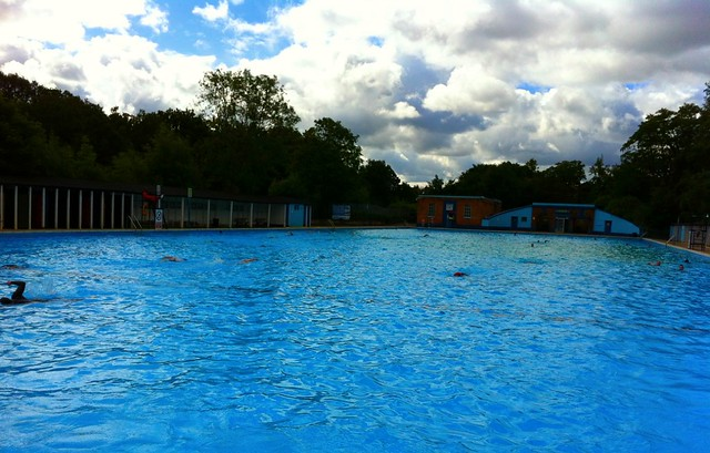 Tooting Bec Lido Nancy Shaw Flickr Photo Sharing