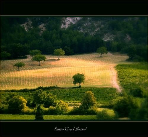 Ste-Croix (Drôme) by Lautergold
