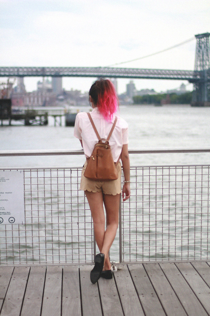 Tarte Vintage look book: NYC Skyline at shoptarte.com