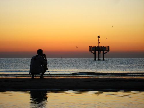 sunset sea italy beach italia mare alba rimini spiaggia italie emiliaromagna rivieraromagnola fugace notterosa immutabile mygearandme mygearandmepremium mygearandmebronze mygearandmesilver mygearandmegold mygearandmeplatinum blinkagain bestofblinkwinners
