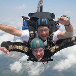 Tandem Skydiving 2012