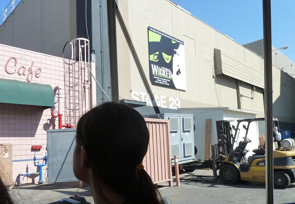 Universal studios tour съемочные павильоны и фильмы, которые  в них снимаются 2