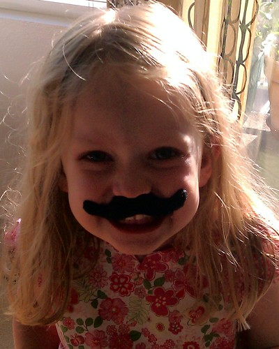 Nefarious preschooler