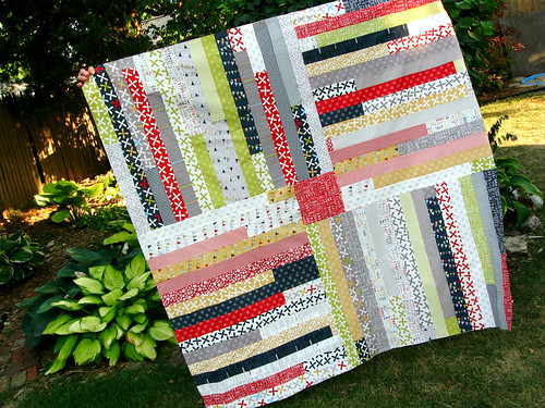 Four Corners Quilt Tutorial
