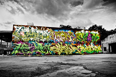 Silent Takeover Wall - Summer 2012