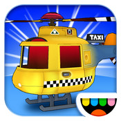 Toca Boca - Helicopter Taxi