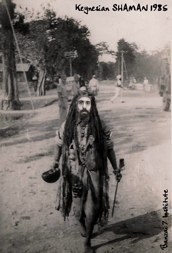 KEYNESIAN SHAMAN by Colonel Flick