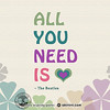 """All You Need is Love"" (The Beatles) by Akinini.com"