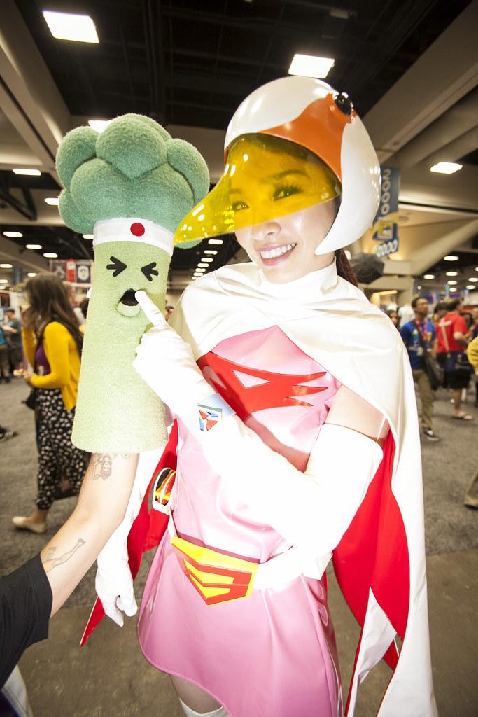 Jun -Gforce/Gatchaman/Battle of the planets & ginger chenu0027s most recent Flickr photos | Picssr